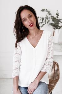 chemise-romane-blanche-