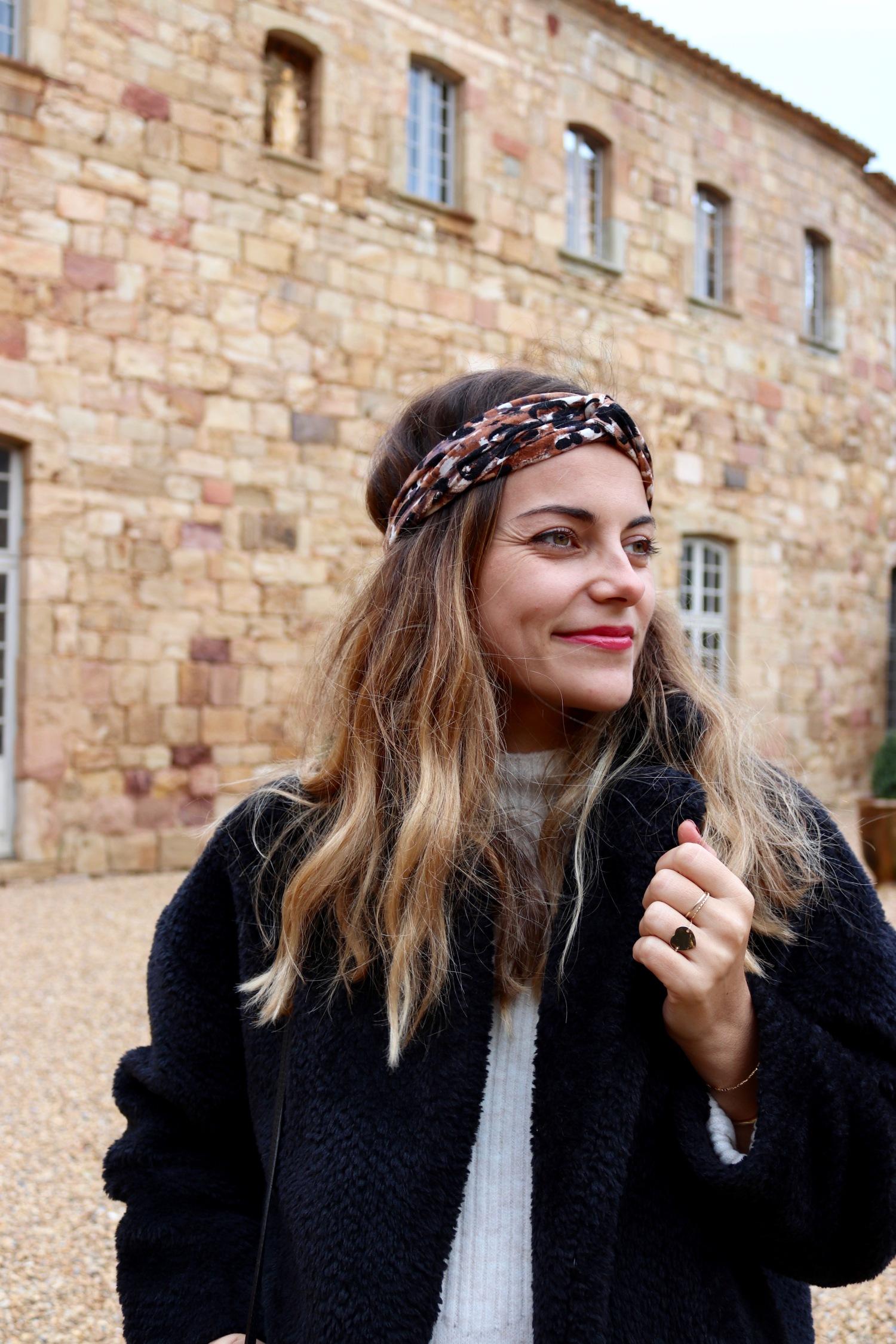 La jolie Amandine aka @amoureusement_toi après son passage