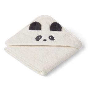 serviette-panda-albert-en-coton-bio