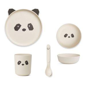 set-vaisselle-en-bambou-panda-set-de-4